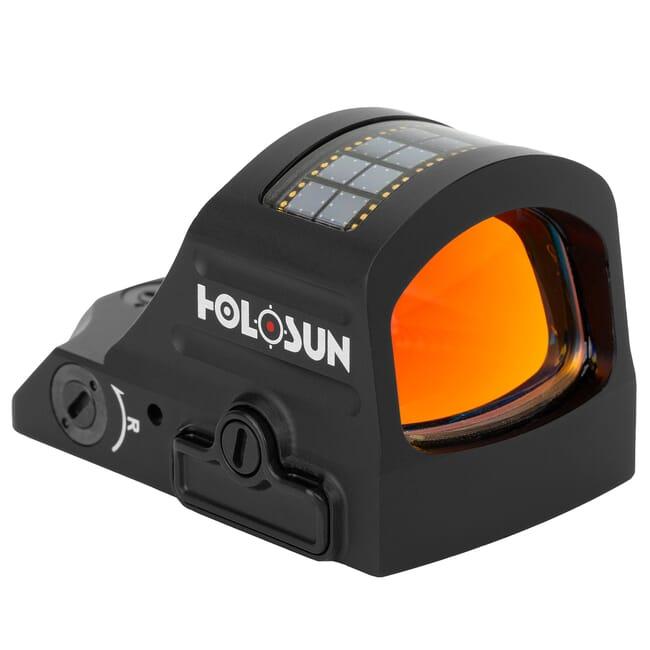 Holosun HS507C-X2 Multi-Reticle Circle Dot Open Reflex Sight w/ Solar Failsafe and Shake Awake HS507C-X2