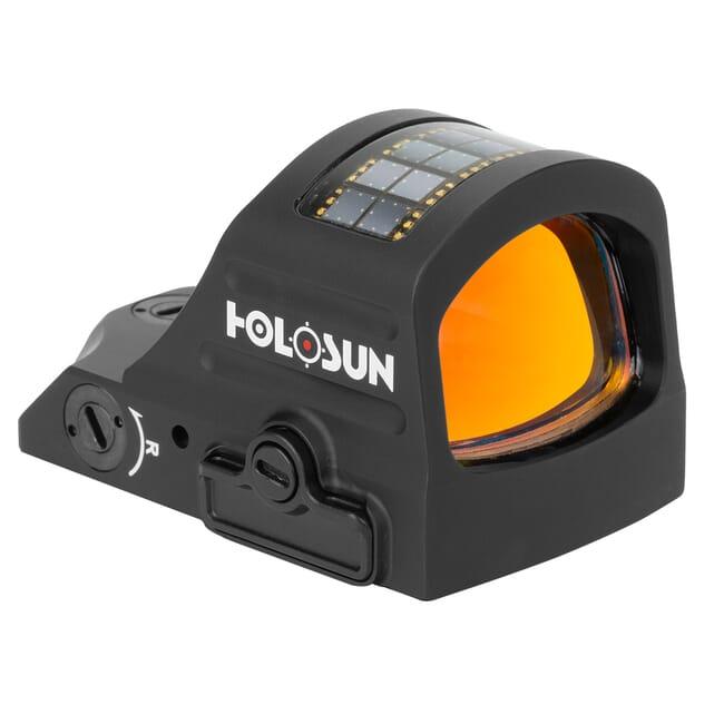 Holosun HS407C-X2 2MOA Dot Only Open Reflex Sight w/ Solar Failsafe and Shake Awake - HS407C-X2