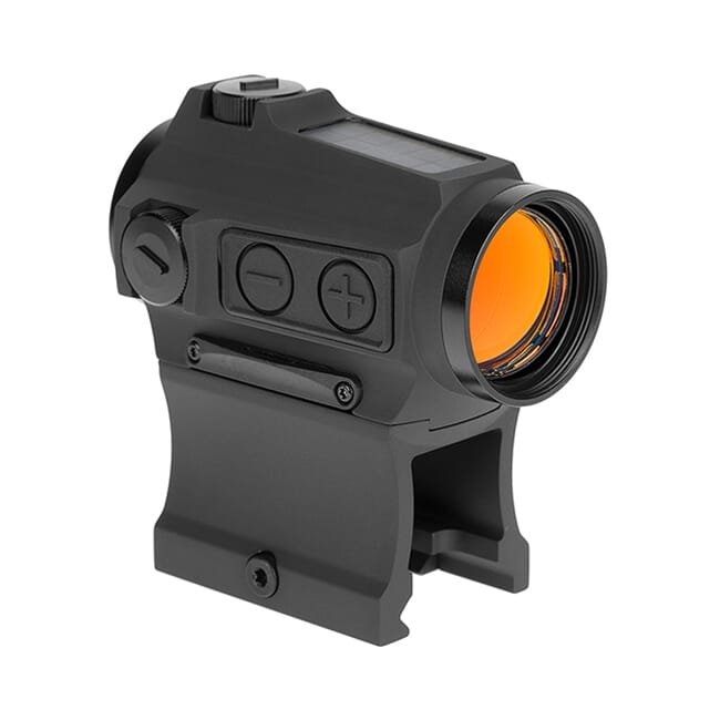 Holosun HS503CU Multi-Reticle Circle Dot 20mm Micro Reflex Sight w/ Solar Failsafe and Shake Awake - HS503CU