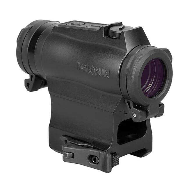 Holosun HS515GM Mutli-Reticle Circle Dot 20mm Micro Reflex Sight w/ Shake Awake and QD Mount - HS515GM