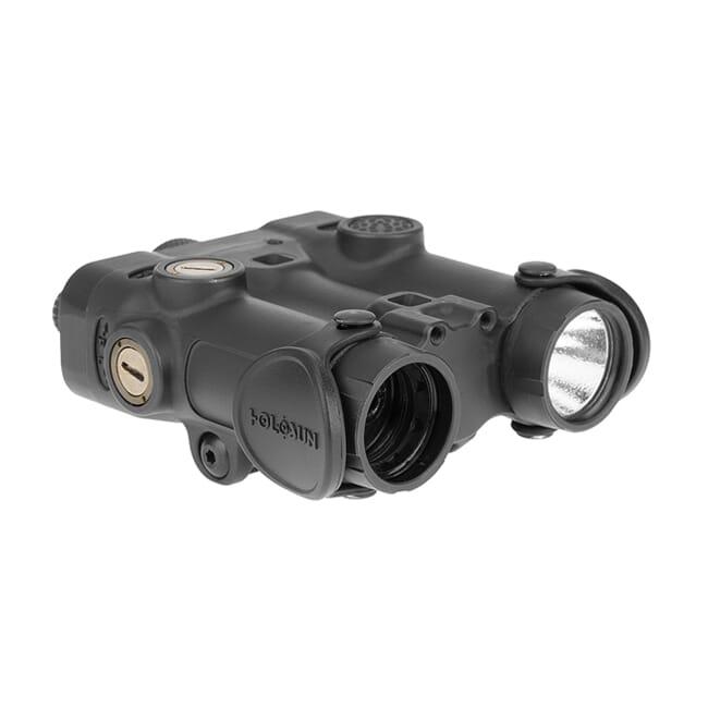 Holosun LE420-GR Titanium Co-axial Multi-Laser and Flashlight w/ QD Picatinny Rail Mount - LE420-GR