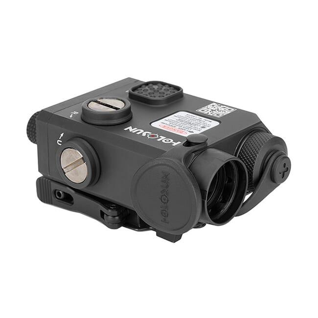 Holosun LS321G Co-axial Green, IR and Illuminator Laser Sight w/ QD Picatinny Rail Mount - LS321G