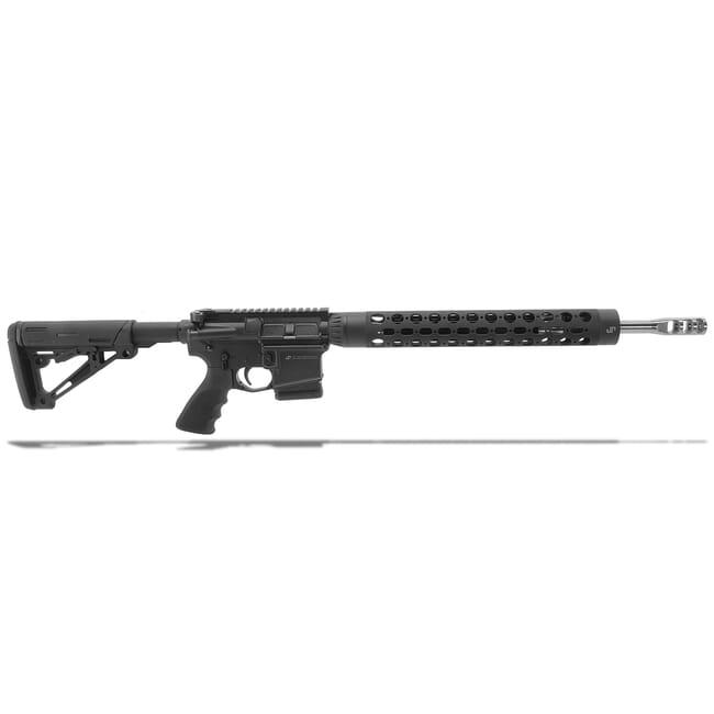 "JP Enterprises JP-15 .223 Wylde Match Ready Rifle 18"" 1:8"" 3-Port Comp Blk w/(1) 10rd P-Mag EO-JP15MR18"