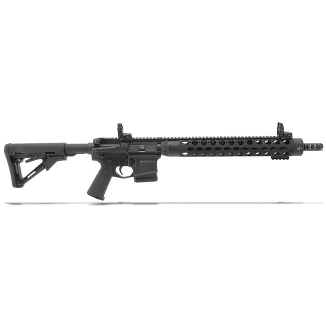 "JP Enterprises JP15 Professional .223 Wylde Ready Rifle 16"" 1:8"" Black Teflon w/(1) 10rd P-Mag RR-JP15PRO"