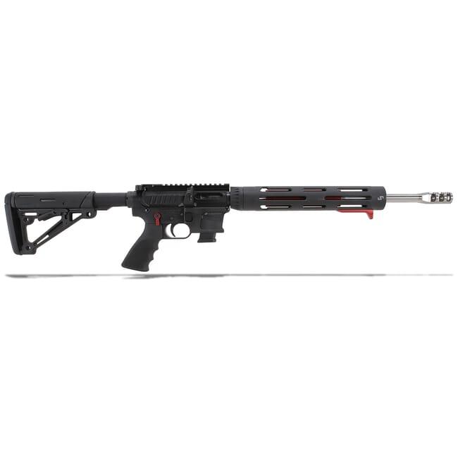 JP Enterprises GMR-15 9mm Pistol with Dual Charge, Dedicated Billet Upper and Billet Lower JPPSC17/GMR-15