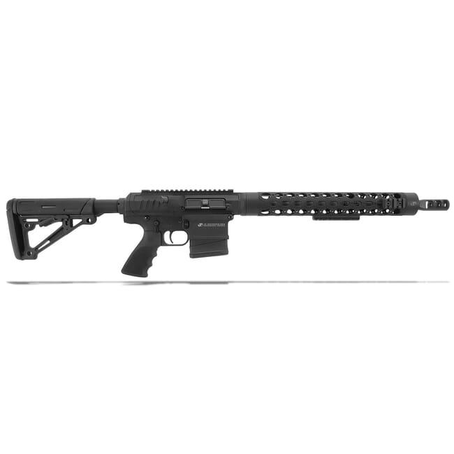"JP Enterprises LRP07/LRI20 .308 Win Rifle 16"" 1:11.25"" 3-Port Comp Black w/(1) 10rd Mag Order #20-0866"