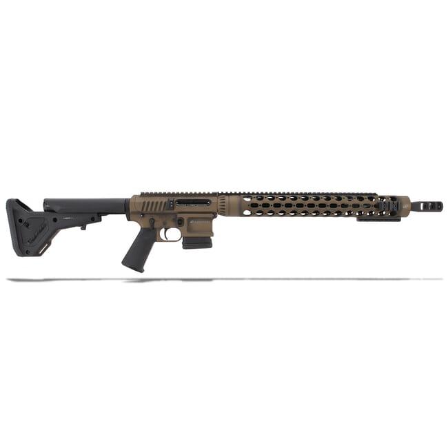 """JP Enterprises SCR11 .223 Rem 18"""" 1:8"""" Bbl Burnt Bronze Cerakote Rifle Order #20-02253"""