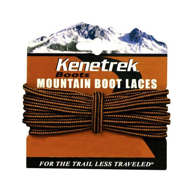 "Kenetrek Boot Laces 63"" Pac Rust KE-LACE"