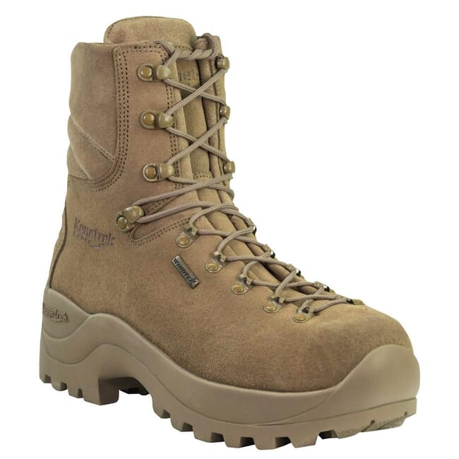 Kenetrek Leather Personnel Carrier (Non-Insulated) Boots KE-430-NI