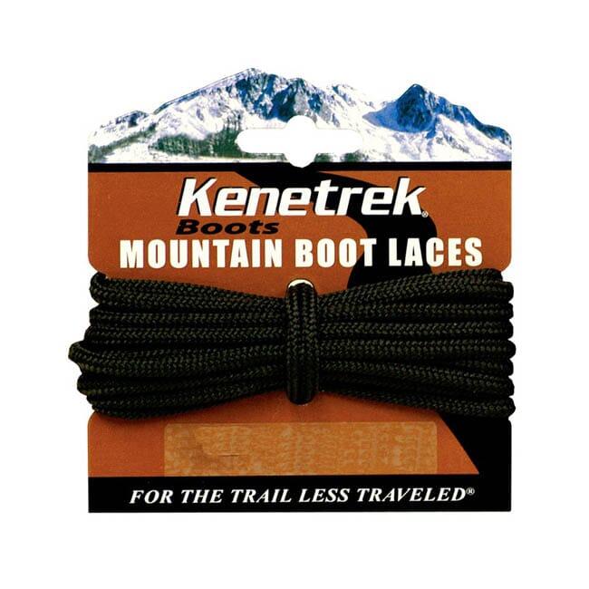 """Kenetrek Boot Laces 60"""" Mtn Brown KE-LACE"""