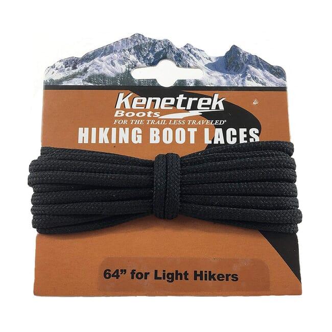 "Kenetrek Boot Laces 72"" Mtn Black KE-LACE"