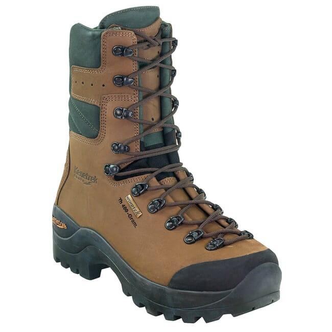 Kenetrek Mountain Guide 400 Brown Mountain Boots KE-427-G4