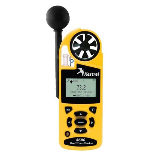 Kestrel 4600BT Bluetooth Heat Stress Meter 0846B