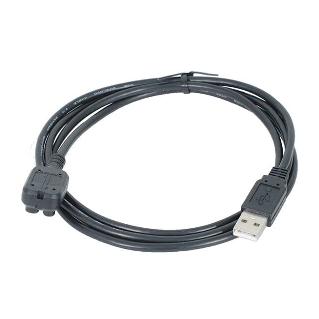 USB Data Transfer Cable for Kestrel 5000 Series (IR) Black 0785 0785