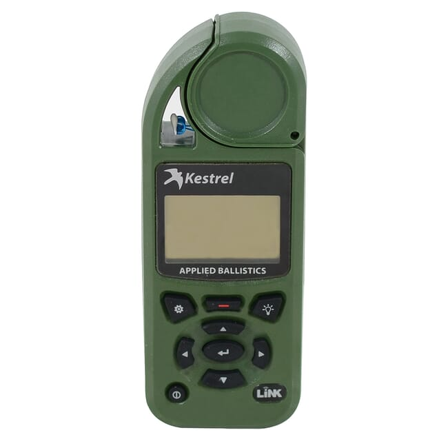 Kestrel 5700 Elite Weather Meter with Applied Ballistics with LiNK - Berry Compliant - Olive Drab 0857ALOLVM