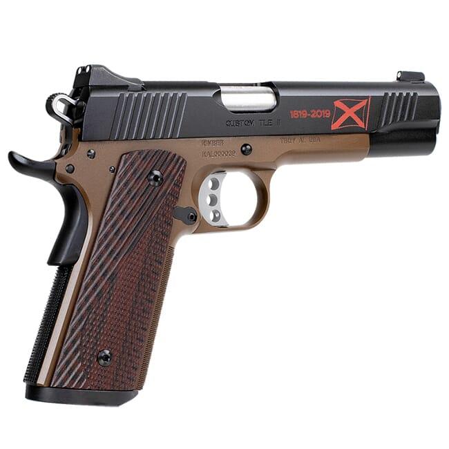 Kimber 1911 Custom TLE II (Alabama 200th Anniversary) .45 ACP Pistol 3700538