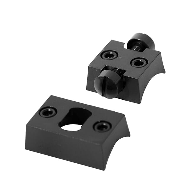 Kimber Sporting Rifle Bases 17/22/84M/84L rotary/dovetail bases, matte black 1000520 1000520