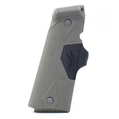 Kimber Tactical Gray Full-Size Crimson Trace Lasergrip 4000932