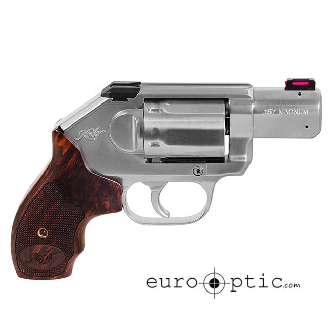 Kimber K6s DCR (Deluxe Carry Revolver) .357 Mag