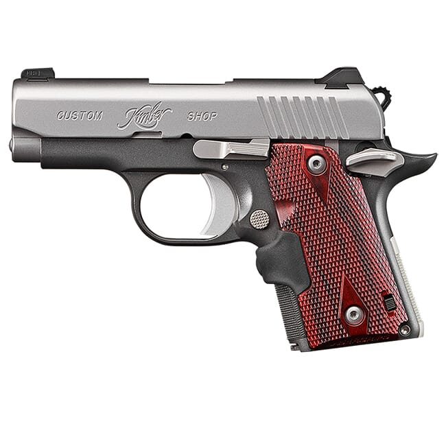 Kimber 1911 Micro Pistols: Kimber 1911 Micro 9 CDP (LG) 9mm Pistol 3300098