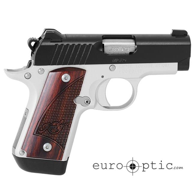 Kimber Micro Two-Tone (NS) .380 ACP Pistol 3300206