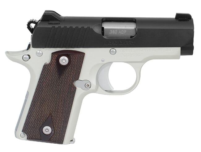 Kimber 1911 Micro Two-Tone .380 ACP (2016) 3300102