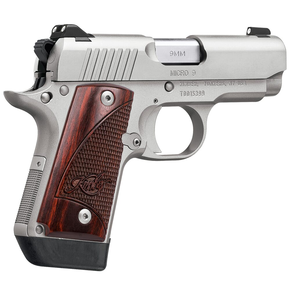 Kimber 1911 Micro 9 Stainless 9mm 3300158|3300158