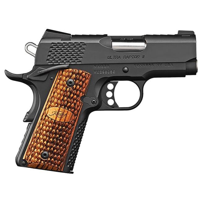 Kimber 2017 Ultra Raptor II .45 ACP Pistol 3200378