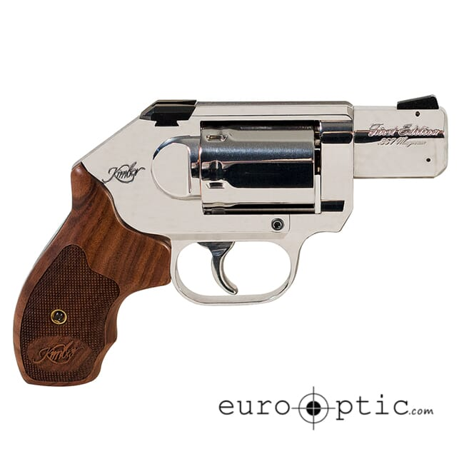 Kimber K6s First Edition .357 Mag 3400001 Expected June 2016 3400001