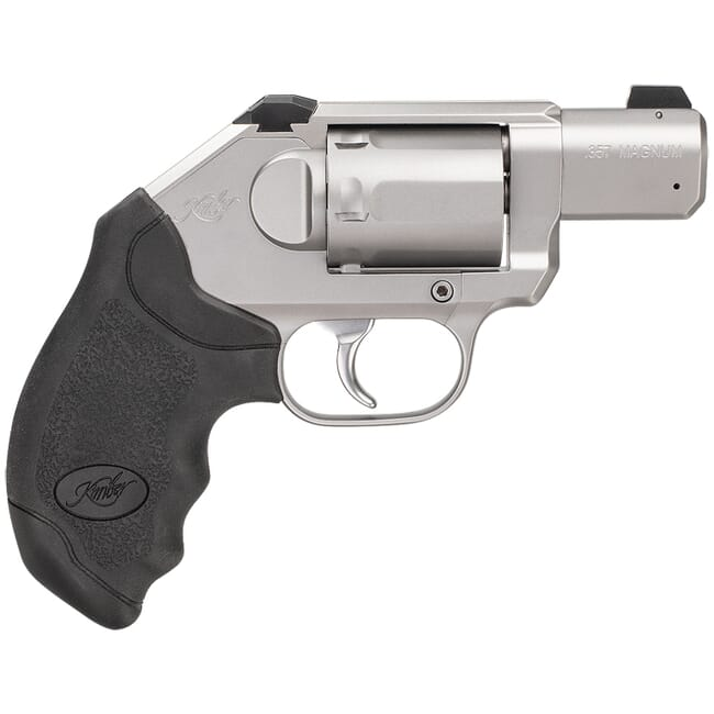 "Kimber K6s Stainless 2"" (Control Core) .357 Mag. Revolver 3400025"