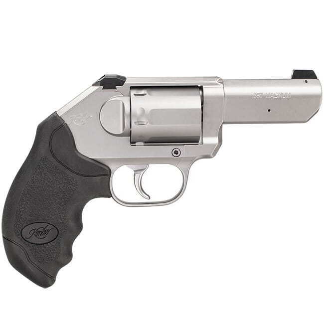 "Kimber K6s Stainless 3"" (Control Core) .357 Mag. Revolver 3400024"