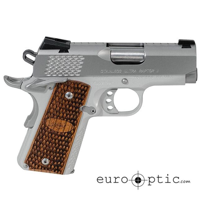Kimber 2017 Stainless Ultra Raptor II .45 ACP Pistol 3200375