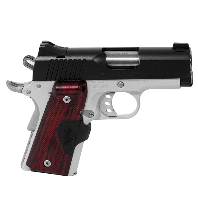 Kimber 1911 Ultra Crimson Carry II .45 ACP Pistol 3200191