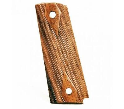Kimber Walnut Double Diamond Full-Size Grips 1000039A