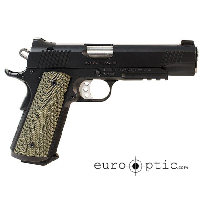 Kimber Custom TLE/RL II (EM) .45 ACP Pistol 3200370