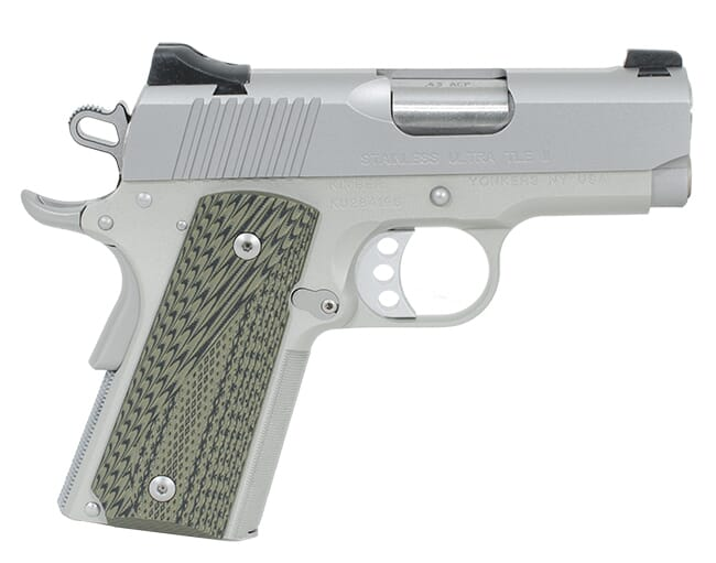 Kimber 1911 Stainless Ultra TLE II .45 ACP (2016) 3200348