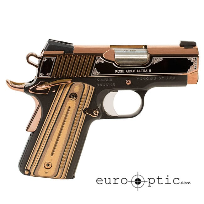 Kimber Rose Gold Ultra II 9mm Pistol 3200372