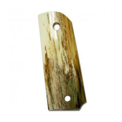 Kimber Genuine Smooth Giraffe Bone Compact Grips 1001779A