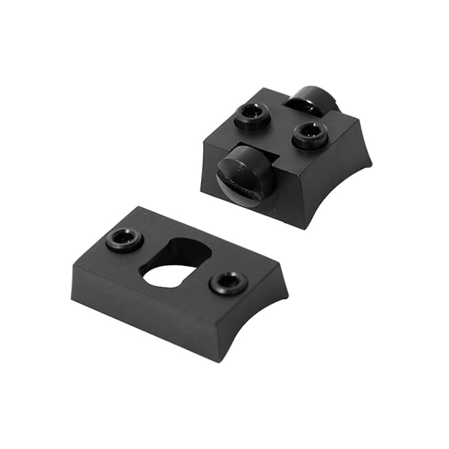 Kimber Sporting Rifle Bases 8400 rotary/dovetail bases, matte black 1100208 1100208