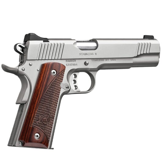 Kimber 1911 Stainless II 9mm (2016) 3200327
