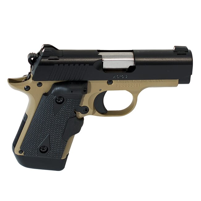 Kimber Micro Desert Night (LG) 9mm 3300175