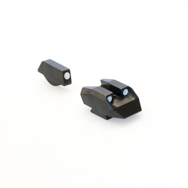 K6s White Dot sight set