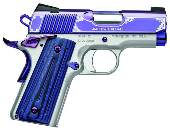 Kimber Special Edition Amethyst Ultra II 9mm 3200319|3200319