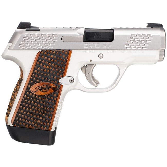 Kimber EVO SP (Stainless Raptor) 9mm Pistol 3900014