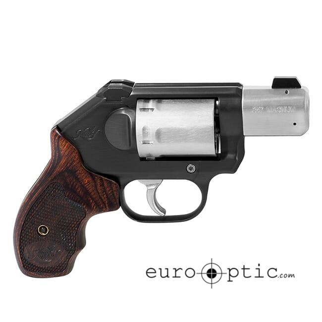 Kimber K6s CDP .357 Mag Carry Melt DLC Rosewood 3400013