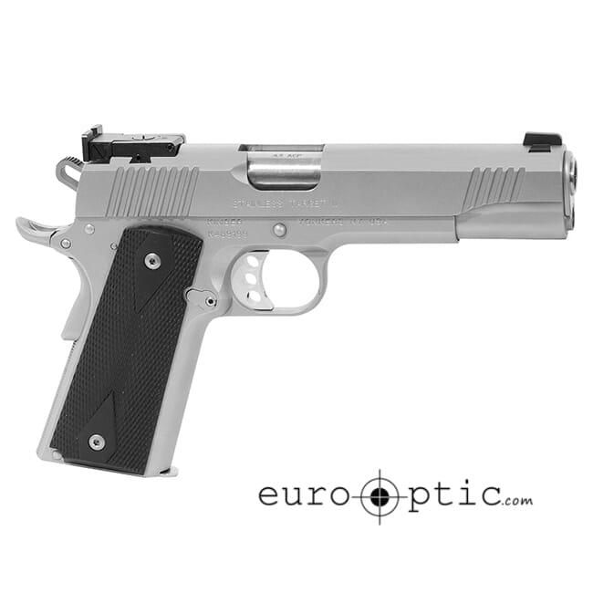 Kimber 1911 Stainless Target II .45 ACP Pistol 3200008