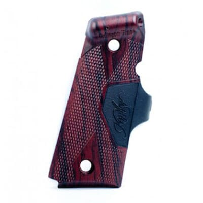 Kimber Rosewood Compact Crimson Trace Lasergrip 4000937