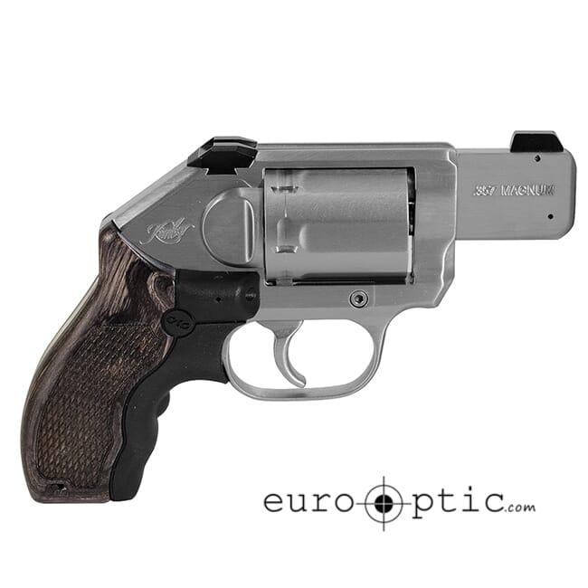Kimber K6s Stainless (LG) .357 Mag Revolver 3400003