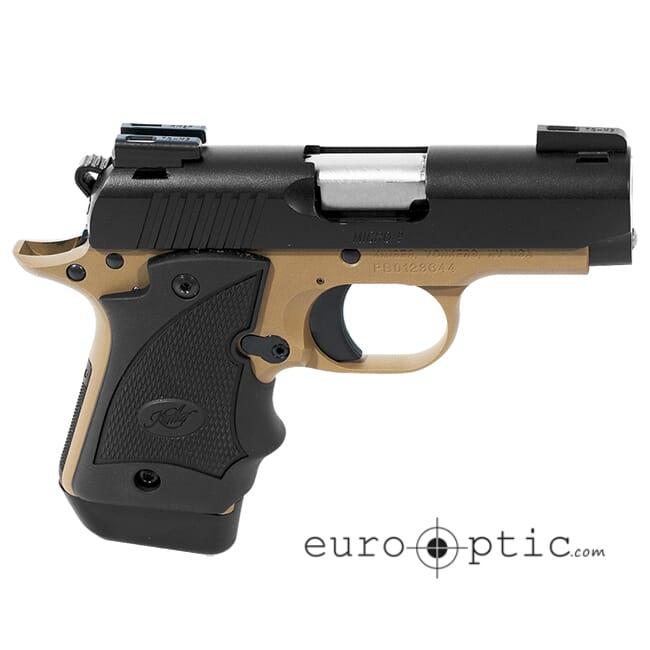 Kimber 3300193 Micro 9 Stainless Dn Pistol: Kimber 9mm Micro 9 Desert Night (DN) 3300197 For Sale