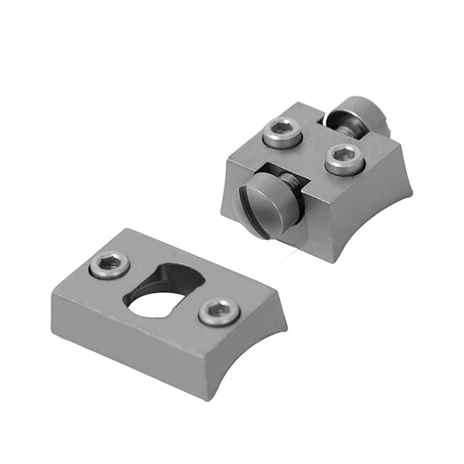 Kimber Sporting Rifle Bases 8400 rotary/dovetail bases, stainless 1100139 1100139